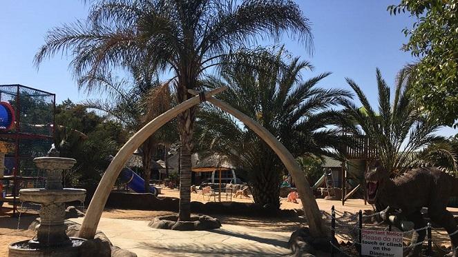 African Island Beach Resort
