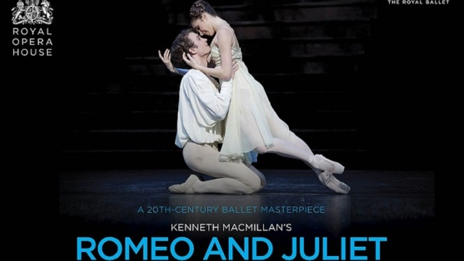 Romeo and Juliet – A Three Act Ballet