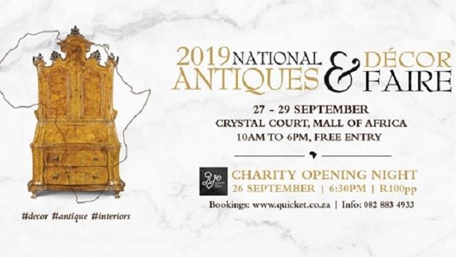 National Antiques & Decorative Arts Faire