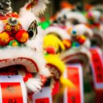 Chinese New Year Celebrations in Town