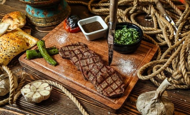 Game Meat Restaurants