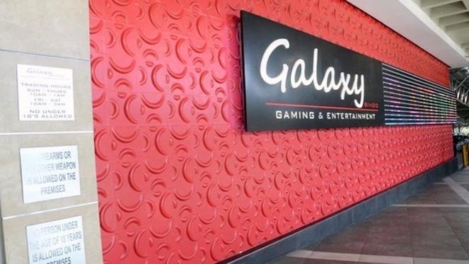 Galaxy Bingo Greenstone