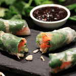 Fresh Vietnamese Springrolls