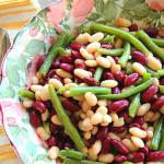 Light & Fresh Mixed Bean Salad
