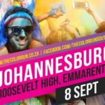 Jozi Get Ready For The Color Run 2019!