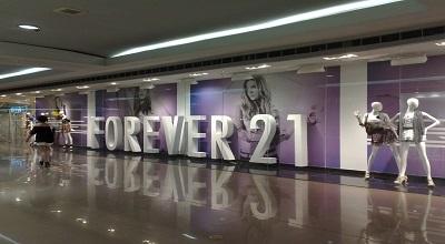 Forever 21 Grand Opening At Nelson Mandela Square!