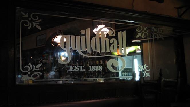 guildhall pub