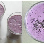 Clean-Eating Blueberry Smoothie