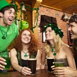 St Patrick's Day At Molly Malones