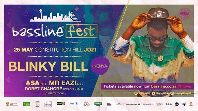 Africa Day Bassline Festival Concert 2019