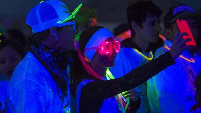 Walter Sisulu You're GLOW-ing To Love It Night Race & Picnic