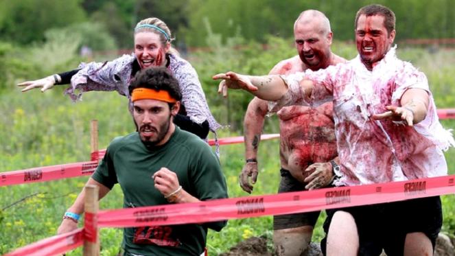 Zombie Survival Dash at Riversands Farm Village