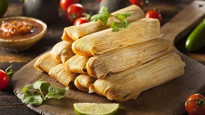 Afbeeldingsresultaat voor Chilean humitas of corn