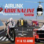 Wonderboom Airport Airlink Adrenaline Show