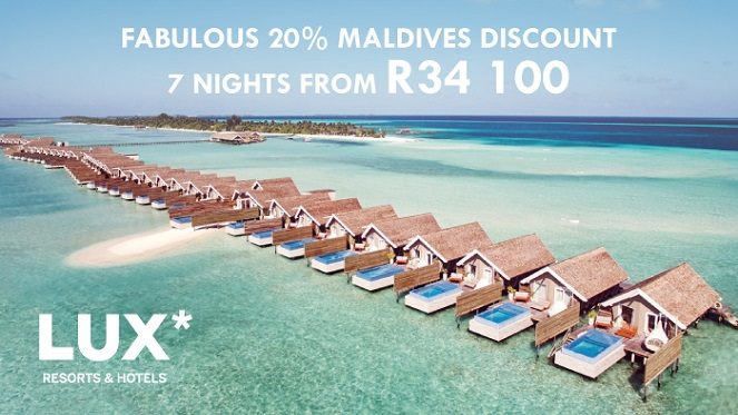 LUX* Resorts Has A Fabulous Maldives Discount You Cannot Miss!