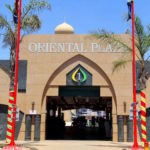 Shopping At The Oriental Plaza