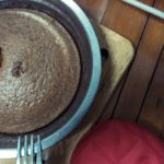 Super Easy Microwave Milo Bowl Cake