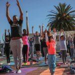 Mandela Day Yoga 2018