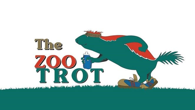 The Zoo Trot at the Johannesburg Zoo