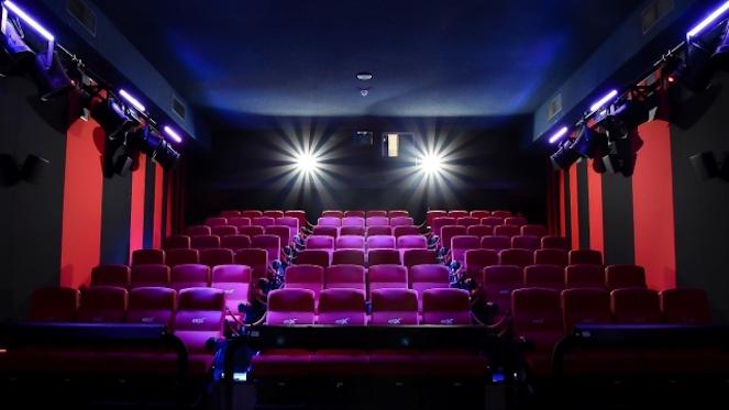 First 4dx Cinema In Hyde Park Joburg