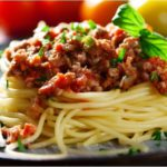 Easy Spaghetti Bolog...