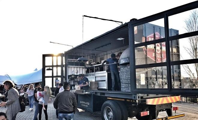 Food trucks johannesburg