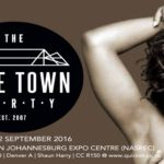 The Cape Town Party in Joburg