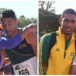 The Women Behind Olympian Wayde van Niekerk