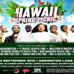Hawaii Spring Picnic