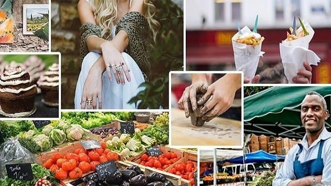 Take A Stroll Through Sylvia's Market