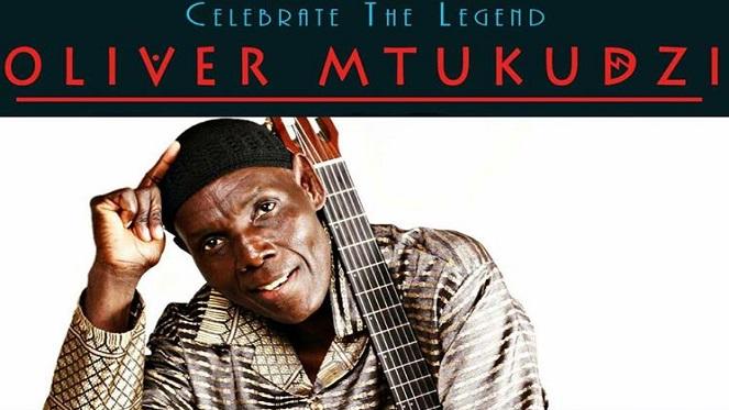 A Legend To Commemorate: Celebrate The Legend Oliver Mtukudzi