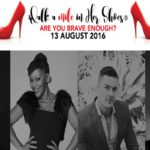 Walk a Mile in Her Shoes JHB