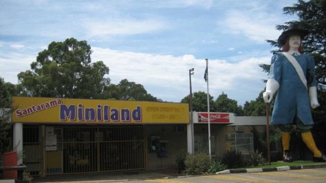 Santarama Miniland – The broken Lilliput of the South