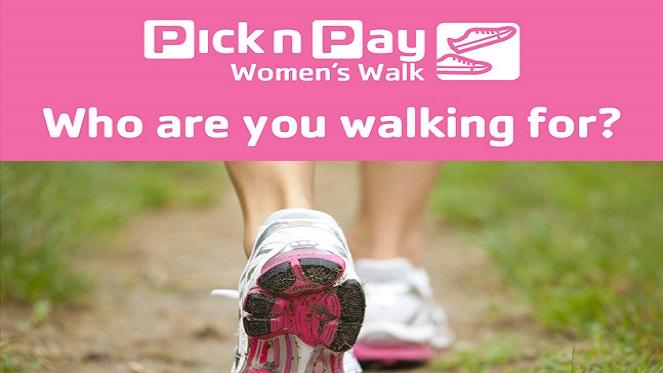 Pick n Pay Women's Walk