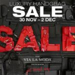 The Next Via La Moda Showroom Sale Dates Have Been Anno...