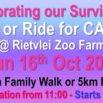 CANSA 5km Walk or Ride