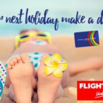 Let Your Next Holiday Make A Difference With Fligh...