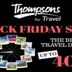 For The Best Travel Deals, Check Out Thompsons' Black F...