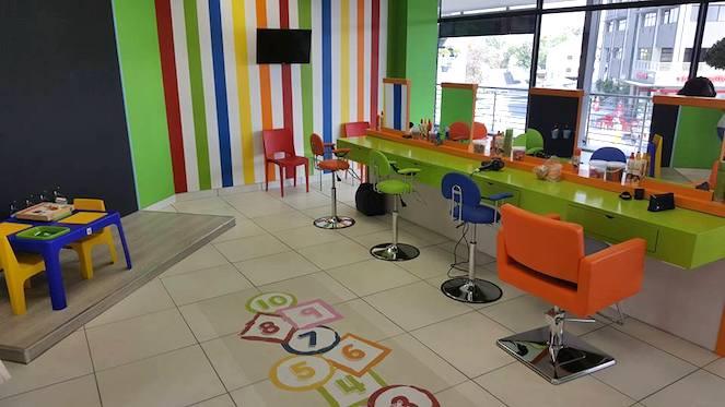 Afro Kids Salon