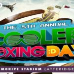 Cooler Boxing Day