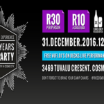 The Cosmo Experience New Years Eve Party