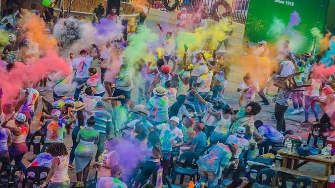 Party in Kolour Picnic