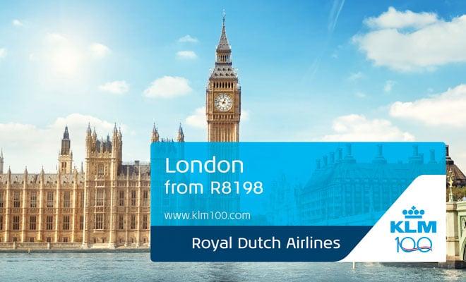 KLM London