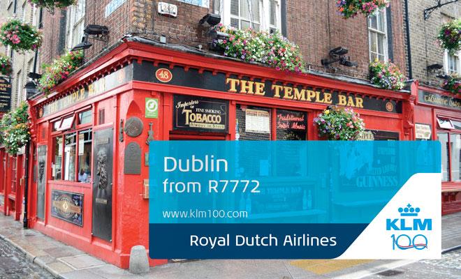KLM Dublin