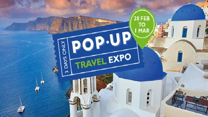 Attend Flight Centre's Annual Travel Expo Wherever You Are!