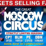 The Great Moscow Circus Is Coming To Town!