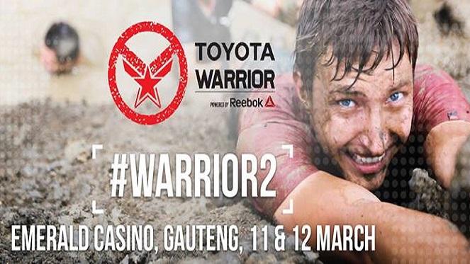 The Toyota Warrior Race #2