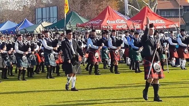 The DLSHCC Highland Gathering 2017