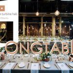 LongTable Dinner At Turbine Hall