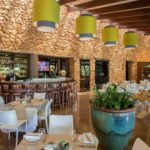 Dining At Kraal Restaurant In Thaba Eco Hotel